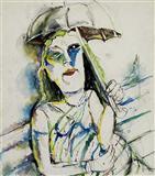 Untitled - Paritosh  Sen - Auction May 2005