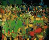 Landscape - S H Raza - Spring Auction 2005