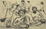Untitled - Manjit  Bawa - Auction Dec 06