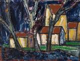 Untitled - F N Souza - Auction Dec 06
