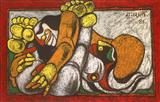 Untitled - Satish  Gujral - Auction May 2006