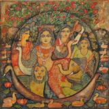 Untitled  - Jayasri  Burman - Spring Auction 2006