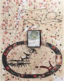 Sleeping with the Stars - Atul  Dodiya - Autumn Auction 2007