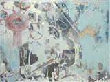 Bubbles of Thoughts, Familiar/Unknown II - Arunanshu  Chowdhury - Spring Auction 2007