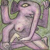 Pila Ganesh - Jogen  Chowdhury - Summer Auction 2007