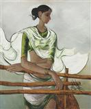 Untitled - B  Prabha - Summer Auction 2007