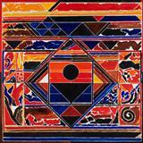 Sukh Dukh - S H Raza - Winter Auction 2007