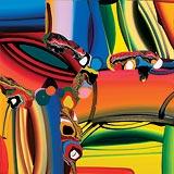Stretched Bodies 25 - Bose  Krishnamachari - Autumn Auction 2008