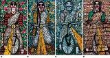 Old Heroines - A. Rajeshwara Rao - Autumn Auction 2008
