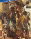 Untitled - Nataraj  Sharma - Spring Auction 2008