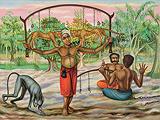 Puli Kavadi - Gopikrishna   - Summer Auction 2008