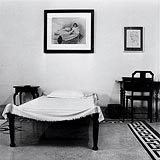 Gandhi`s Room, Anand Bhavan, Allahabad - Dayanita  Singh - Winter Auction 2008