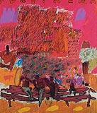 Untitled - Rajnish  Kaur - Winter Auction 2008