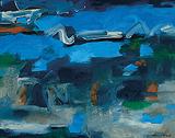 Untitled - K M Adimoolam - Autumn Auction 2009