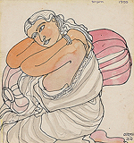 Untitled - Jogen  Chowdhury - Autumn Auction 2009