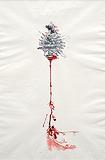 Untitled - Mithu  Sen - Autumn Auction 2009