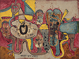 Untitled - Prabhakar  Barwe - Summer Auction 2009