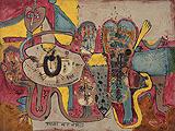 Untitled - Prabhakar  Barwe - Summer Auction 2009