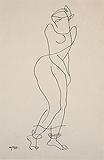 Untitled - K K Hebbar - Summer Auction 2009