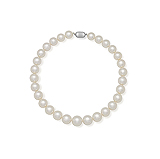 A CULTURED PEARL NECKLACE -    - Auction of Fine Jewels & Watches