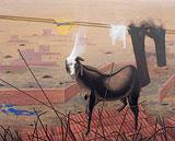 Untitled - Jagannath  Panda - Summer Auction 2010