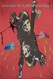 Anatomy  of a Midnight  Sneeze - I - Jitish  Kallat - Summer Auction 2010
