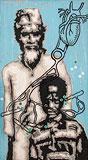 Pain-Pleasure-Pause-Proceed - Jitish  Kallat - Summer Auction 2010