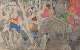Untitled - K Laxma  Goud - Summer Auction 2010