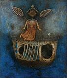Swing - Ganesh  Pyne - Summer Auction 2010
