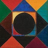 Untitled - S H Raza - Summer Auction 2010