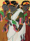 Untitled - Thota  Vaikuntam - Summer Auction 2010