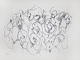 Untitled - Avinash  Chandra - Words and Lines: 24-Hour Auction
