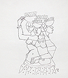 M F Husain - Words and Lines: 24-Hour Auction