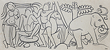 Untitled - Laxman  Pai - Words and Lines: 24-Hour Auction