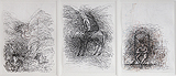 Untitled - Gulam Mohammed Sheikh - Words and Lines: 24-Hour Auction