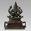 Yoga Narasimha - Inaugural Select Antiquities