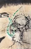 Jade Knot - Anju  Dodiya - Autumn Auction 2011