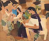 Mother - N S Bendre - Autumn Auction 2011