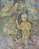 Untitled - Sakti  Burman - Autumn Auction 2011