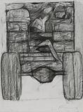 Untitled - Krishen  Khanna - 99 Modern Paperworks