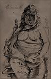 Untitled - Paritosh  Sen - 99 Modern Paperworks