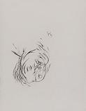 Untitled - Tyeb  Mehta - 99 Modern Paperworks