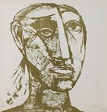 Head - Tyeb  Mehta - EDITIONS 24-Hour Auction