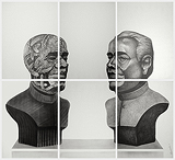 Anthropoid Bust - Phaneendra Nath Chaturvedi - 24-Hour Absolute Auction of Contemporary Art