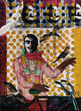 Mr. Devanand - A. Rajeshwara Rao - 24-Hour Absolute Auction of Contemporary Art