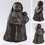 Mother and Child - S  Dhanapal - Sculpted: 24 Hour Auction