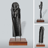 Untitled - P. V. Janakiram - Sculpted: 24 Hour Auction