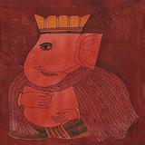 Shri Ganapati - Badri  Narayan - Spring Auction 2011