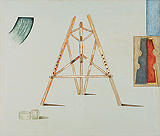 The Easel - Prabhakar  Barwe - Spring Auction 2011