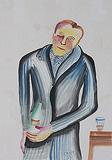 Untitled - Bhupen  Khakhar - Spring Auction 2011